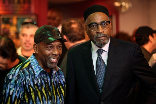 Kenny Gamble and Leon Huff to receive award