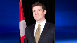 Andrew Bennett, Canada's ambassador for religious freedom, is shown in this February 2013 file photo. (Frank Gunn/THE CANADIAN PRESS)