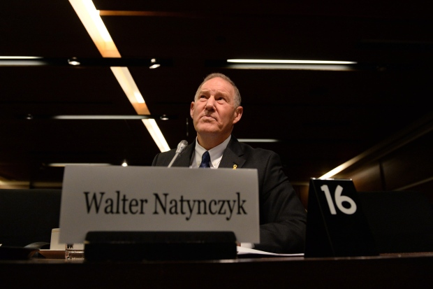 Walter Natynczyk as head of CSA