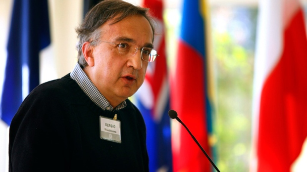 fiat, fiat ceo serge marchionne, fiat credit downgrade