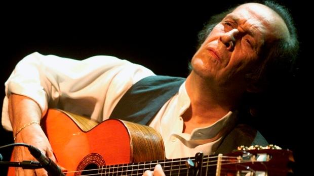 Paco de Lucia dies at age 66