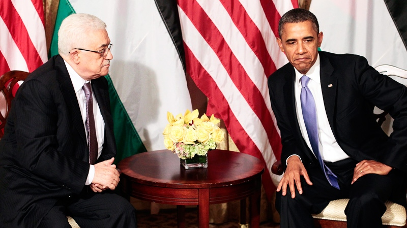 Obama tells Palestinians no 'shortcuts' to statehood