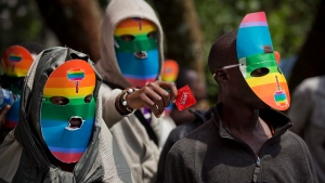 Uganda anti-gay bill signed into law