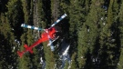 Whistler Search and Rescue's HETS is shown in this file photo. (Courtesy Whistler SAR)