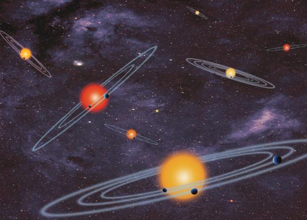 NASA planet systems