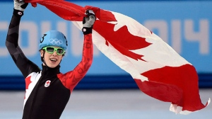 Canada AM: First-time Olympian on his big win