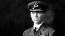 william barker, flying ace, canada war hero