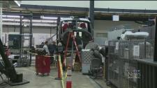 CTV Montreal: Aerospace investment
