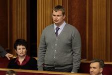 Protest leader Dmytro Bulatov
