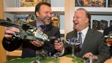 Mattel to buy Mega Brands in friendly deal
