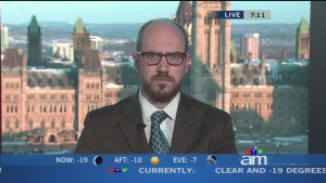 Canada AM: Criticism of proposed legislation