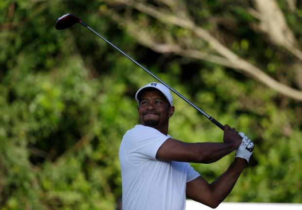 Tiger Woods shoots 65 at Honda Classic