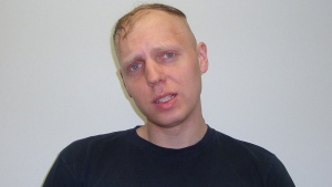 Jayme Pasieka, 32, is seen in this undated photo.