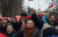 Crimea serves as flashpoint in Ukraine