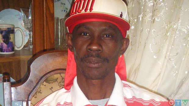 Fitzroy Harris, 50, was one of the victims of a stabbing incident in Edmonton on Friday, Feb. 28, 2014. (Patricia Harris)