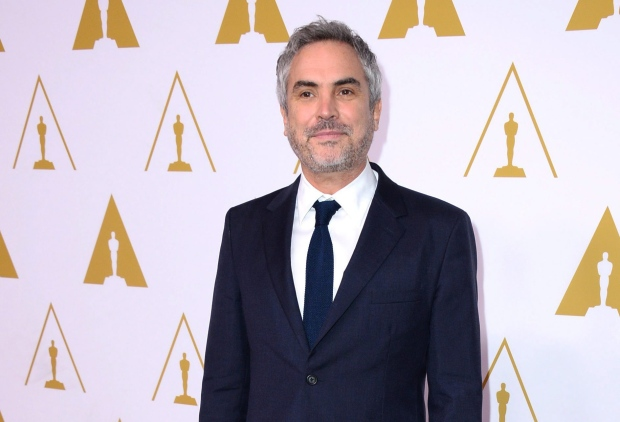 Alfonso Cuaron for Gravity