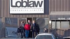 Edmonton factory stabbing