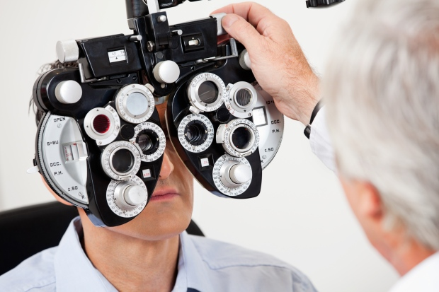 BBCI: Global blindness set to 'triple by 2050'