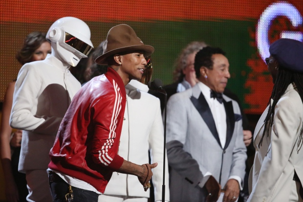 Grammy Awards Pharrell Williams