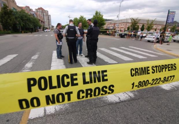 Violent crime in Canada