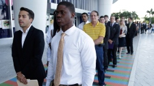 Internship job fair lineup in Miami