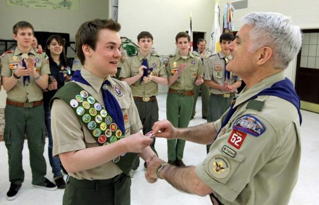 Boy Scouts Disney