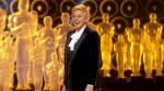 Ellen Degeneres hosts the Oscars in Los Angeles on Sunday, March 2, 2014.