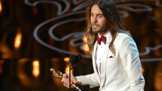 Jared Leto wins an Oscar