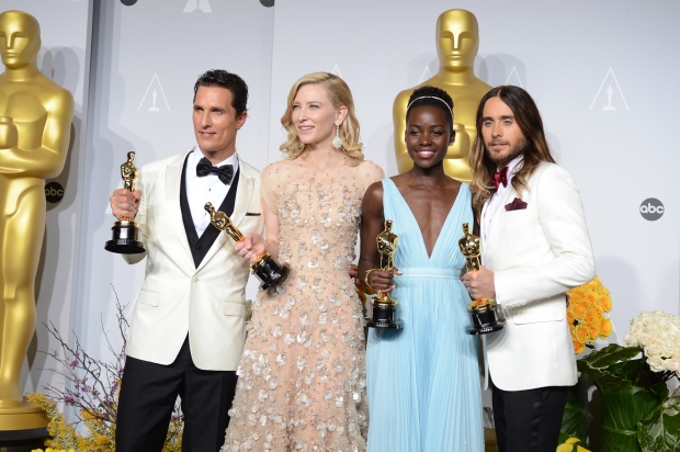 Oscar winners full list best actor actress