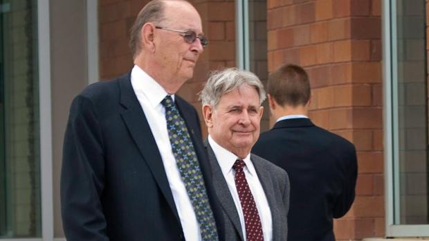 Ralph Klein, hospitalized, former Alberta premier
