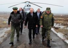 Putin and Russia make demands on Ukraine