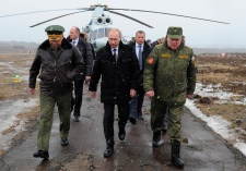 Putin and Russia make demands on Ukraine