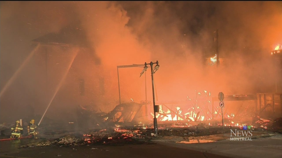 Candappa's brother saw a project of his own torched by arsonists in Cote Saint-Luc