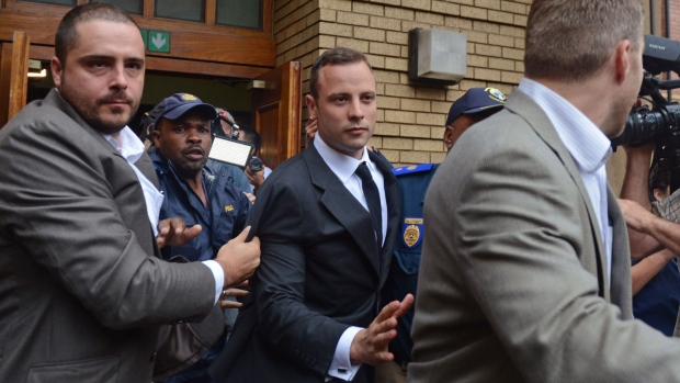 Oscar Pistorius trial in South Africa