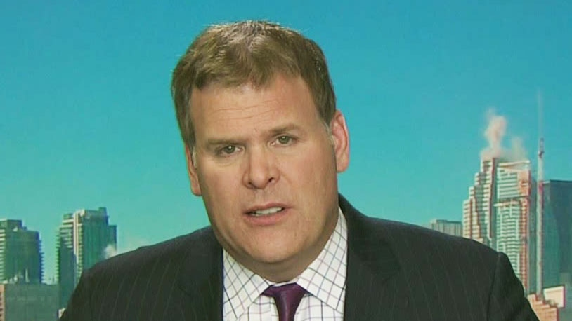 Minister of Foreign Affairs John Baird appears on CTV's Power Play on Monday, March 3, 2014.