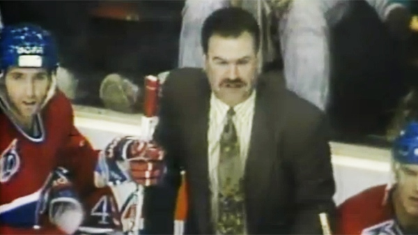 Pat Burns once led the Habs to several successful seasons