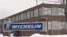 The Michelin tire plant in seen in Granton N.S. in this undated file photo. (CTV Atlantic)