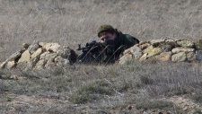 Russia sends 16,000 soldiers to Crimea