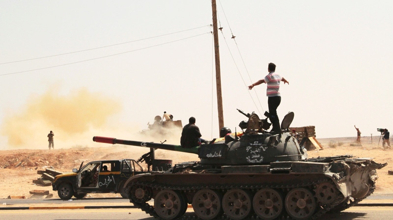 Cross border skirmishes reported in Libya