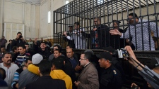 Egyptian policemen get 10 years for beating death