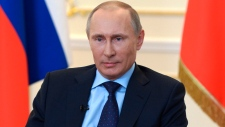 Russian President Putin responds on Ukraine