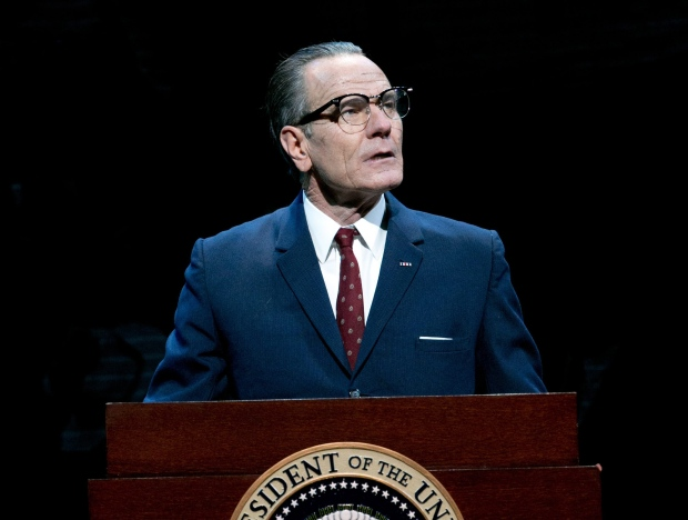Bryan Cranston on Broadway