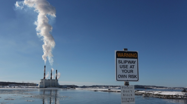 Newfoundland cold snap drives power load near limit ...