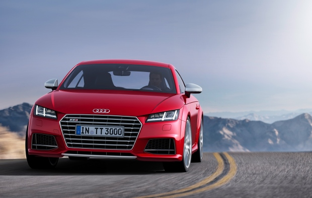All-new Audi TT