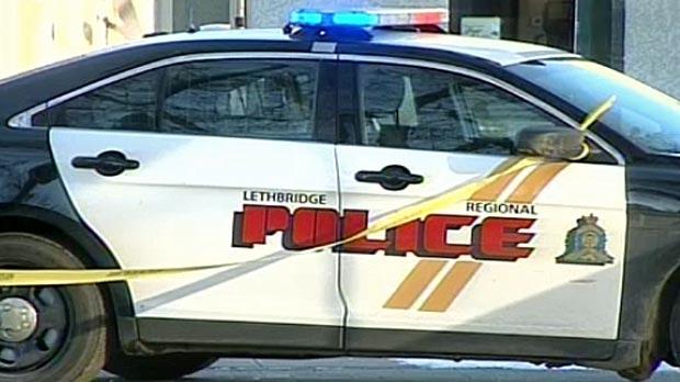 LPS, Lethbridge police