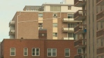 A Saskatoon apartment is pictured in this file photo.