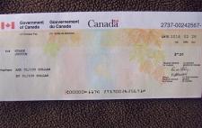 Justin Stark cheque