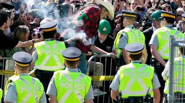 Ottawa, pipeline, protest