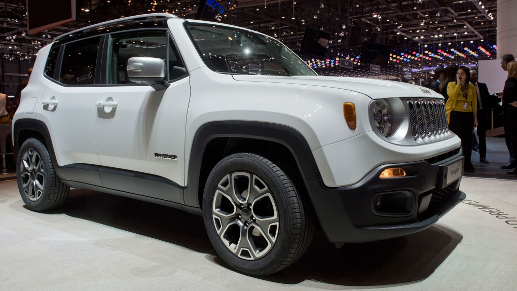 Carmakers cash in on demand for small SUVs