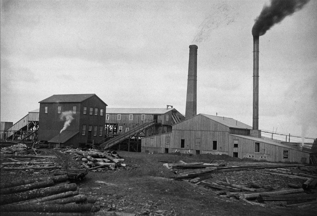 Springhill, Nova Scotia in 1897